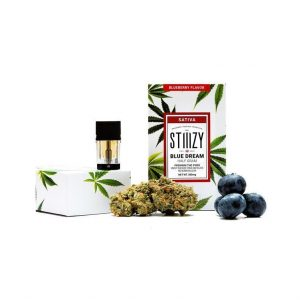 Stiiizy Cart – Blue Dream Pod