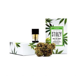 Stiiizy Cart – Do-Si-Dos Pod