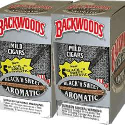 backwoods black sweet aromatic