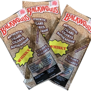 backwoods whisky